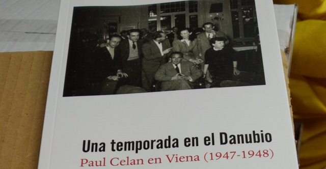 """""""Una temporada en el Danubio. Paul Celan en Viena 1947-1948"""", con su autor José Aníbal Campos"""