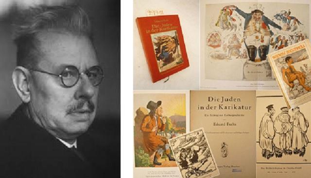 Eduard Fuchs, el gran coleccionista cultural olvidado