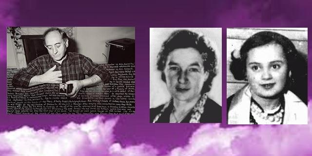En nuestra memoria: el superviviente Miso Vogel, Hilde Verdoner Sluizer y Paula Wajcman