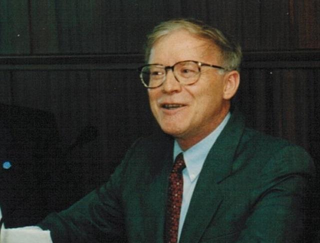 Alfred Jacobus van der Poorten, el especialista en teoría de números