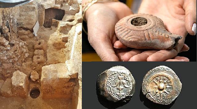 La huella del relato de Janucá en la arqueología, con Irit Green (online, CEMI, 15/12/2020)