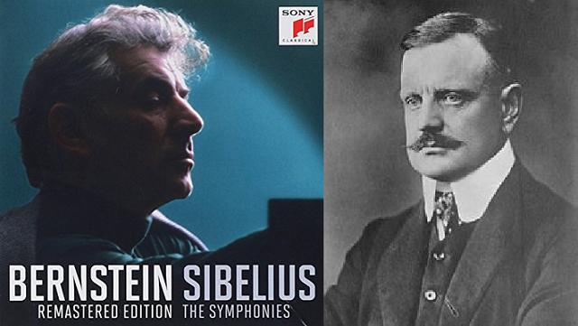 Leonard Bernstein dirige la Sinfonía Nº 1 de Sibelius