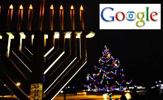 De Janucá a Navidad, buscando en Google