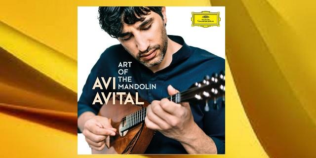 """Avi Avital y su """"El arte de la mandolina"""""""