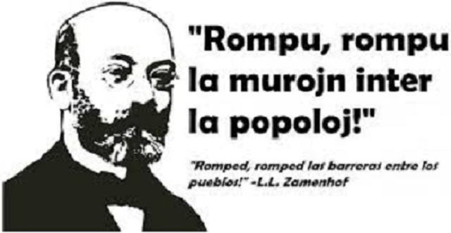 Ludwik Zamenhof y su Esperanto