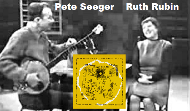 Las canciones infantiles de Pete Seeger y Ruth Rubin