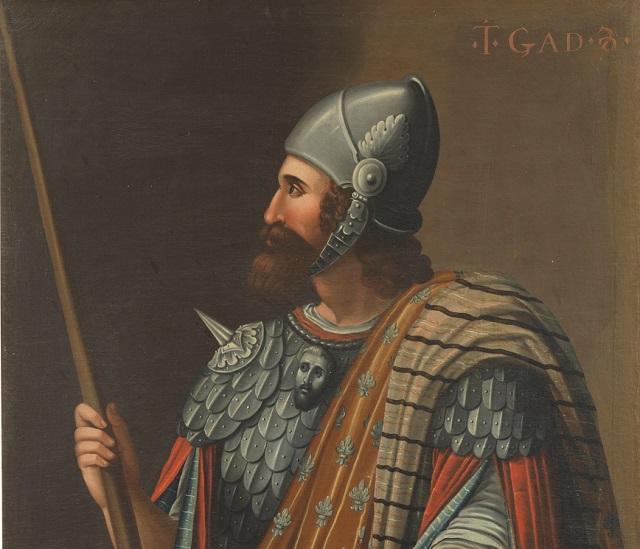 Gad: hijo del patriarca Jacob