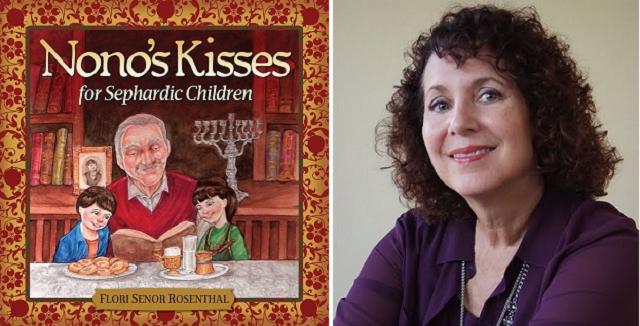 Flori Senor Rosenthal:  Nono's Kisses—A Ladino Book for Children