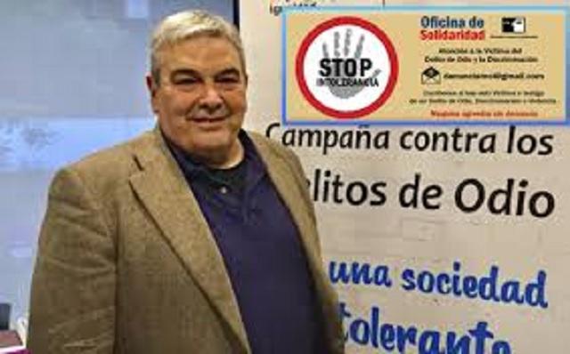 30 años de Movimiento contra la Intolerancia, con su presidente Esteban Ibarra