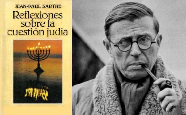 Reflexiones sobre la cuestión judía, de Jean-Paul Sartre