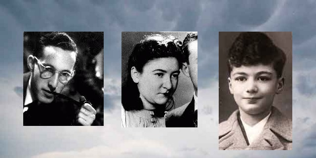 En nuestra memoria: Hans Rudelsheim, Herta Scheer-Krygier y Franco Cesana