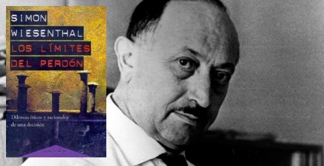 """""""Los límites del perdón"""" de Simon Wiesenthal"""