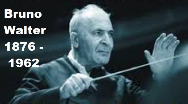 """Bruno Walter dirige la Sinfonía nº 38 (""""Praga"""") de Mozart con la Sinfónica de Viena"""