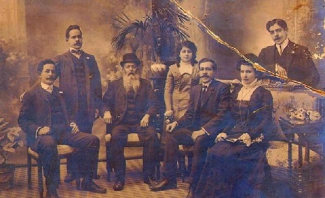Una escena familiar, en judeoespañol, desde el Cidicsef de Buenos Aires