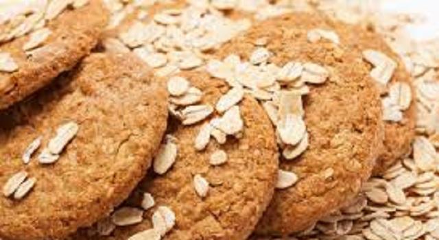 Para Purim: galletitas de avena y, como no, orejas de Hamán