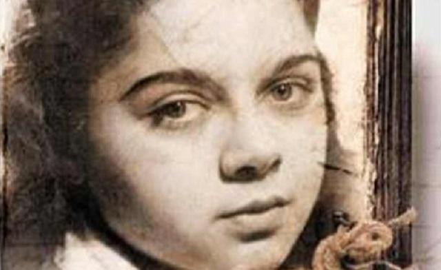 """Mary Berg: """"con los ojos abiertos"""""""