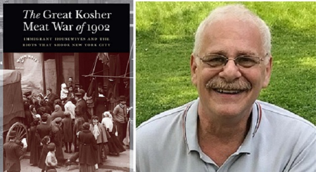The Great Kosher Meat War of 1902, with Scott D. Seligman