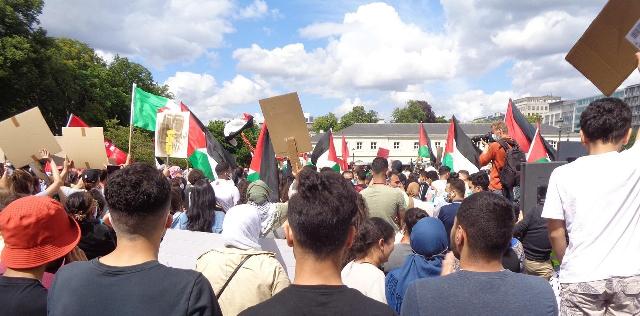 """El uso de la """"causa palestina"""" por los países árabes"""