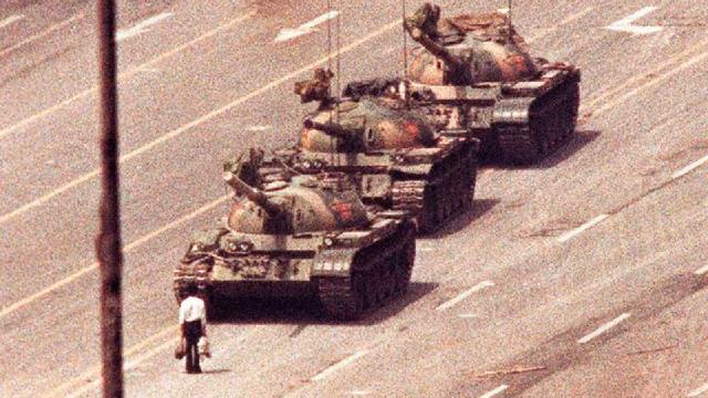 La masacre de Tiananmén