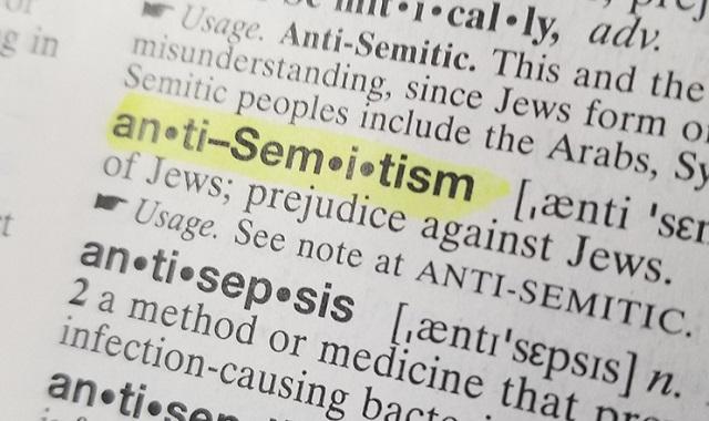 La retórica antisemita