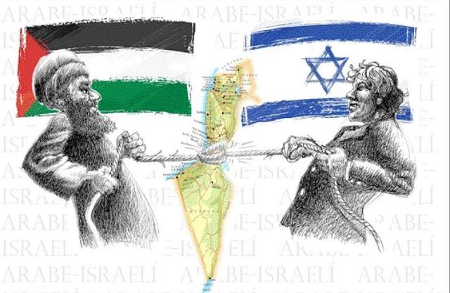 La simplificación del conflicto entre Israel y los palestinos