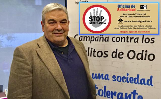 Discursos y delitos de odio, con Esteban Ibarra (online, CEMI, 9/3/2021)