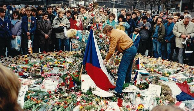 La Revolución de Terciopelo en Checoslovaquia (1ª parte)