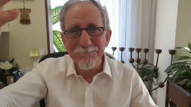 Izzet Bana, en judeoespañol, desde el Cidicsef de Buenos Aires