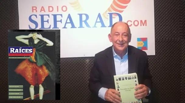 """""""León Azerrat Cohén (Ben Krimo), un periodista judío libertario"""", por Jacobo Israel Garzón"""