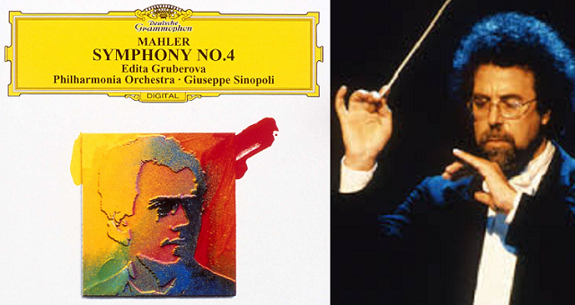 Sinfonía Nº 4, por Sinopoli y la Philarmonia Orchestra