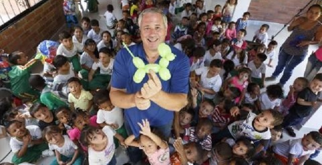 Saving At-Risk Children: The Orphaned Starfish Foundation, with Andy Stein
