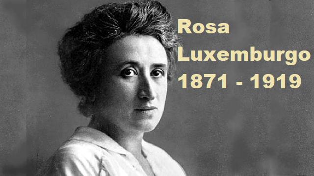 "Rosa Luxemburgo, la revolucionaria ""líder del pantano"""