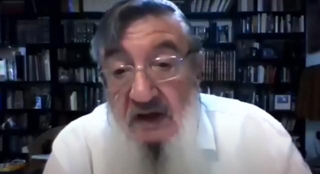 El séptimo día de Pesaj y la Mimuna, con rab Yerahmiel Barylka (online, 13/4/2020)