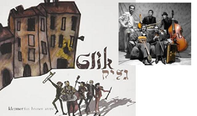 Glik: los niños klezmer vienen de París