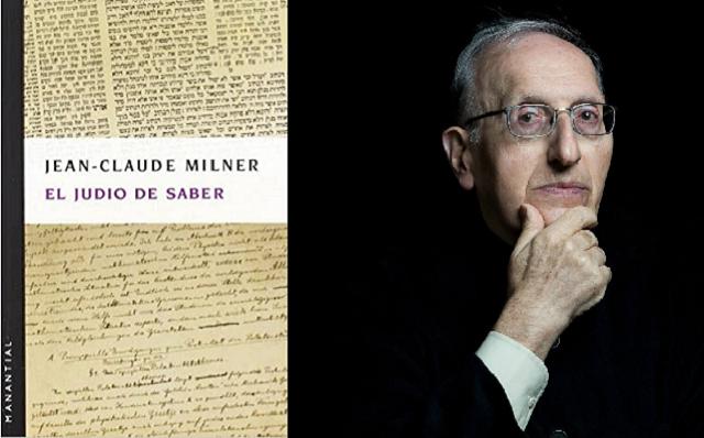 El judío de saber, de Jean-Claude Milner