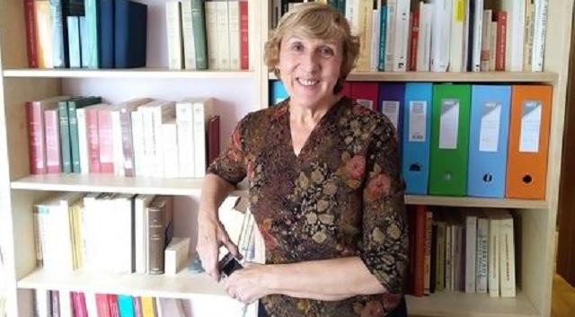 Paloma Díaz-Mas, nueva académica de la RAE
