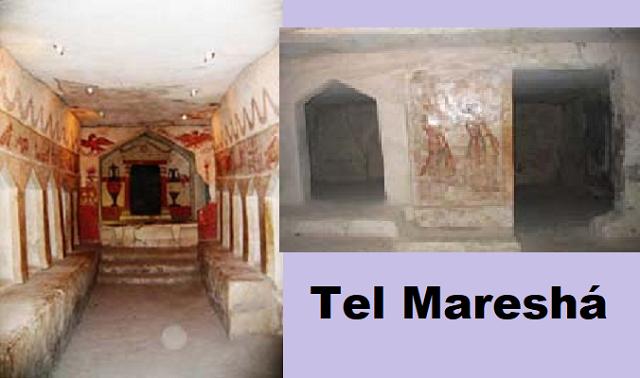 Tel Mareshá, la ciudad construida por el rey Salomón