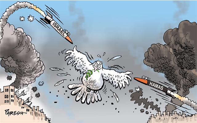 Jerusalén y Gaza en llamas, con Mauricio Zieleniec