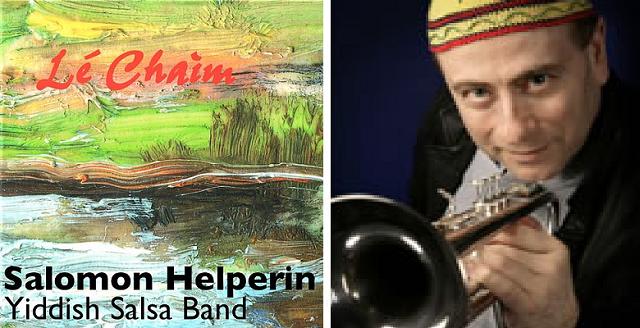 Le Chaim: Salomon Helperin desde Gotemburgo