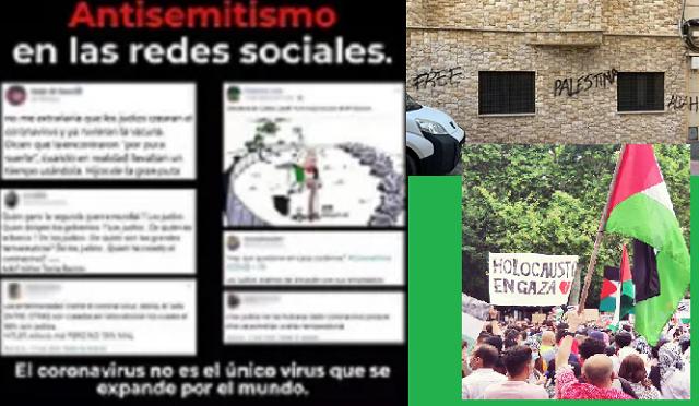 Cómo influye el conflicto Hamás – Israel en el antisemitismo en España, con Isaac Levy