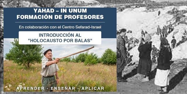 Curso 'Introducción al Holocausto por Balas', con Marco González