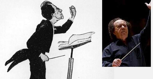 Un genio del concepto orquestal, con el director José Serebrier