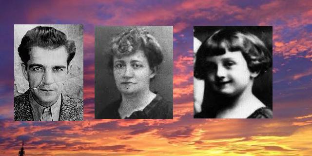 En nuestra memoria Leon Franko, Judith Gabriel Dichter y Pola Nussbaum