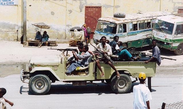 La caída de Siad Barre en Somalia