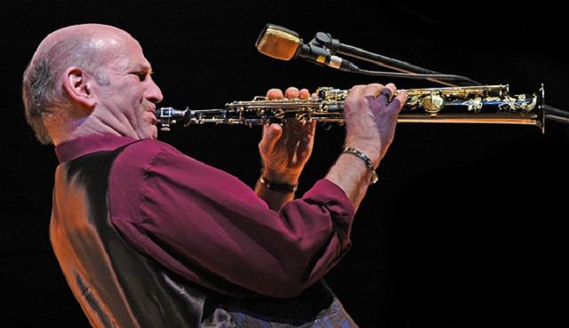Dave Liebman (I): una oda a la batería