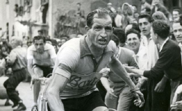 Gino Bartali: arriesgar y  ganar