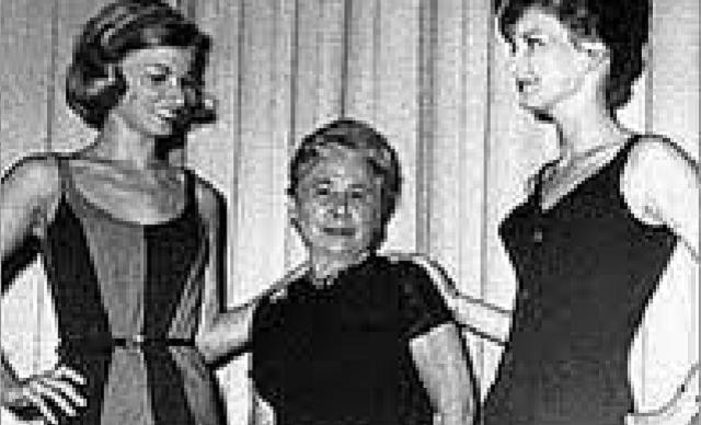 Ida Cohen Rosenthal, magnate de los sujetadores