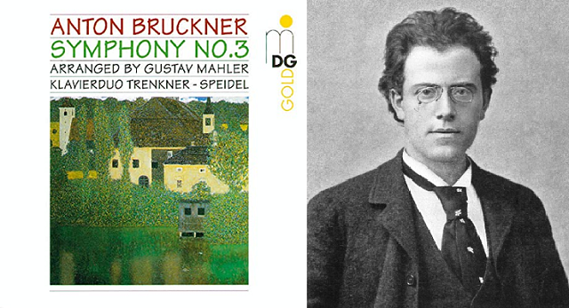 Trascripción de Mahler de la Sinfonía Nº3 de Bruckner para dos pianos