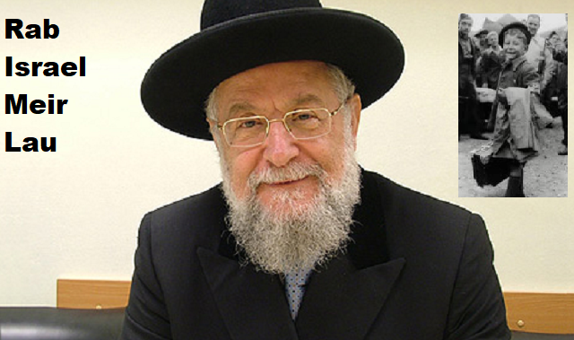 Rabino Israel Meir Lau: un largo viaje