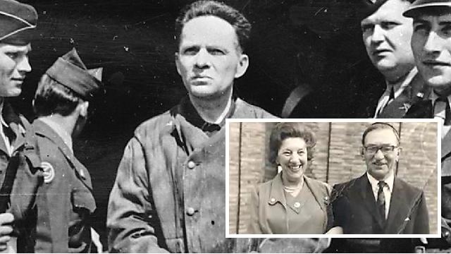 Ish hamodiín hayehudí shelakád et mefakéd Auschwitz